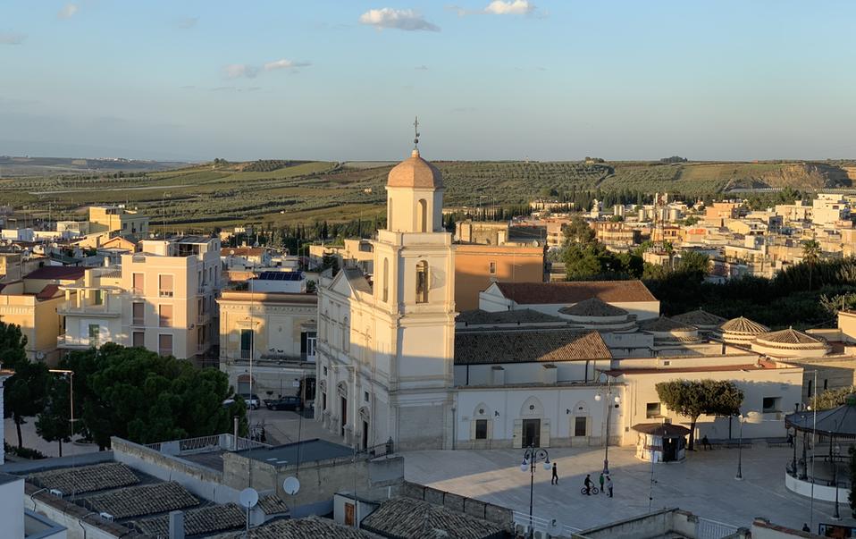 La Cattedrale di San Sabino