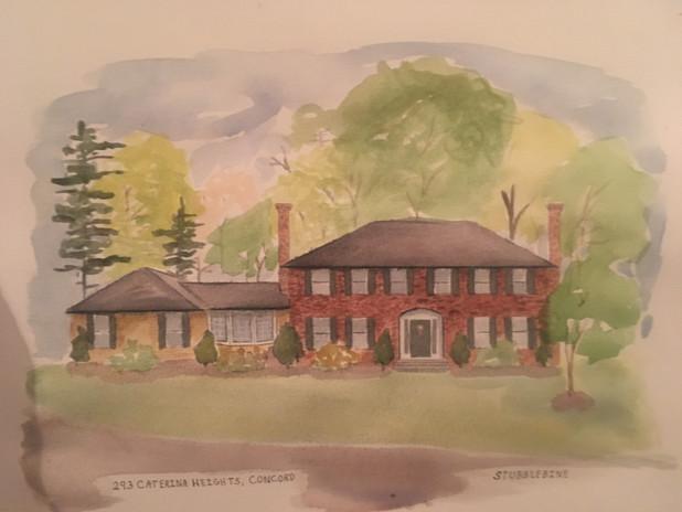 Caterina Hts, Concord