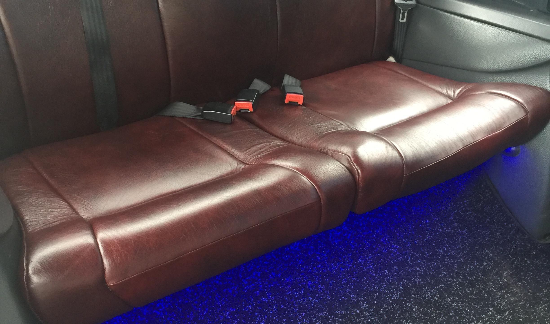 Blenheim new interior – Fairway taxi