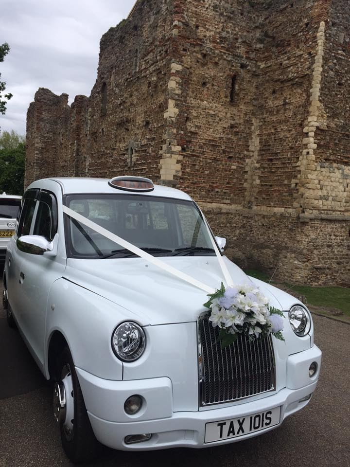 Wedding taxi for hire, Colchester