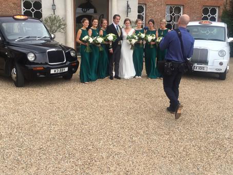 Inspiring elegant wedding
