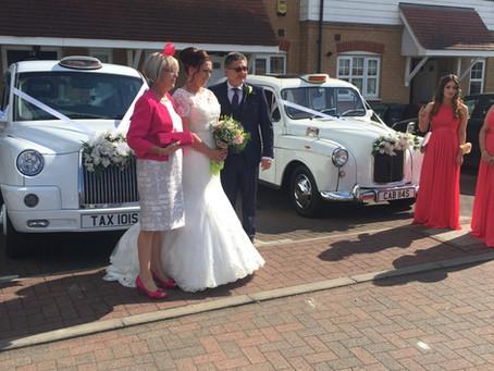 Joan's Wedding Day