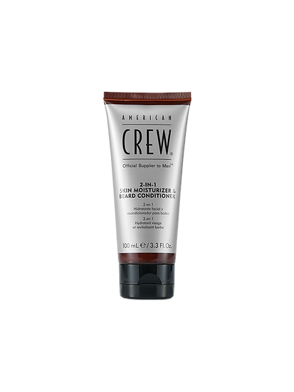 American Crew 2 in 1 Skin Moisturizer & Beard Conditioner