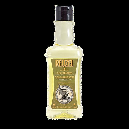 Reuzel 3 in 1 Tea Tree 350 ml