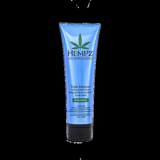 HEMPZ Triple Moisture Conditioner & Mask
