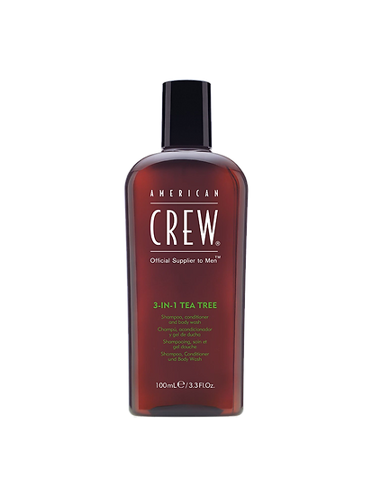 American Crew 3-in-1 Tea Tree Shampoo