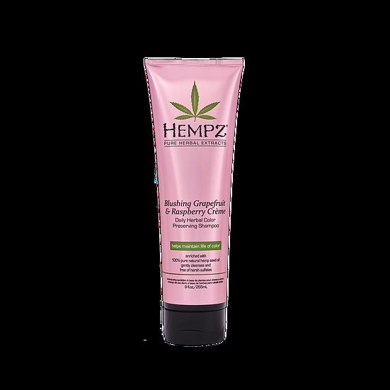 HEMPZ Blushing Grapefruit & Raspberry Crème Shampoo
