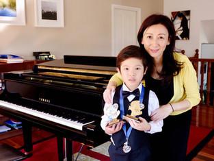 Congratulations to Isaiah Cheng