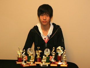 Ex Student Richard Lin – High Achiever