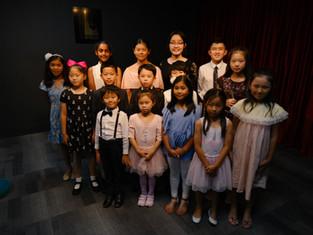 Viola & Piano Studio Performance