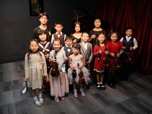 Piano & Violin Showcase - Lily & Monty Studio Concert