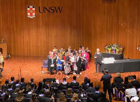Presentation Ceremony - Ameb NSW 2020