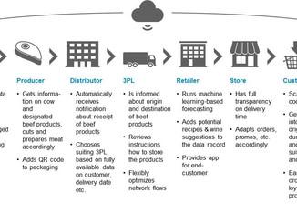 Blockchain: The Backbone Of Digital Supply Chains