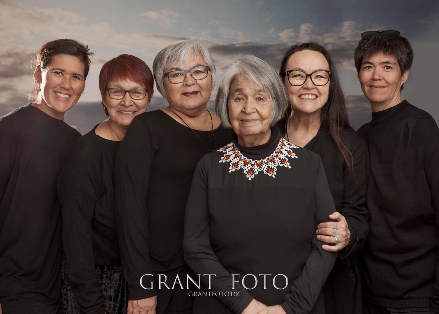 Group - portrætfotografering