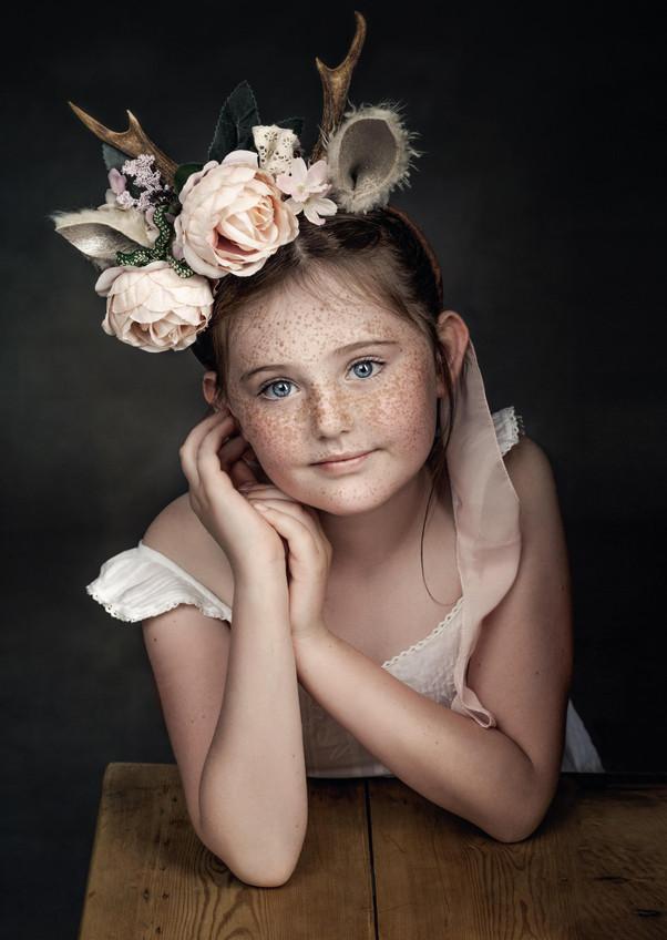 Fine Art portrætfotografering