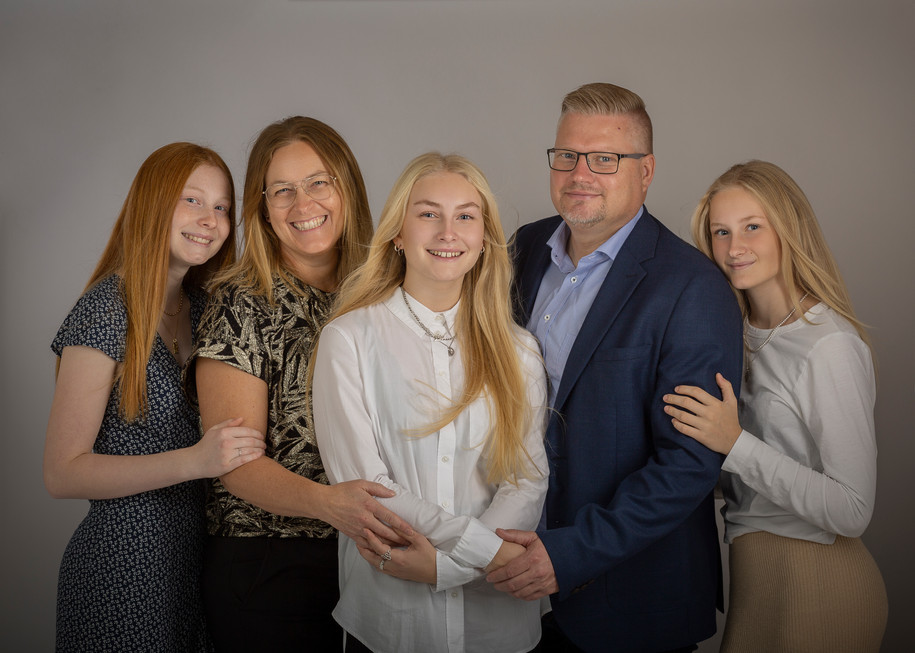 Familiefotografering