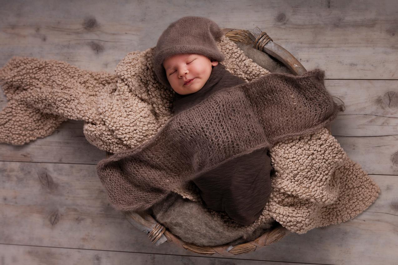 nyfødt fotooptagelse
