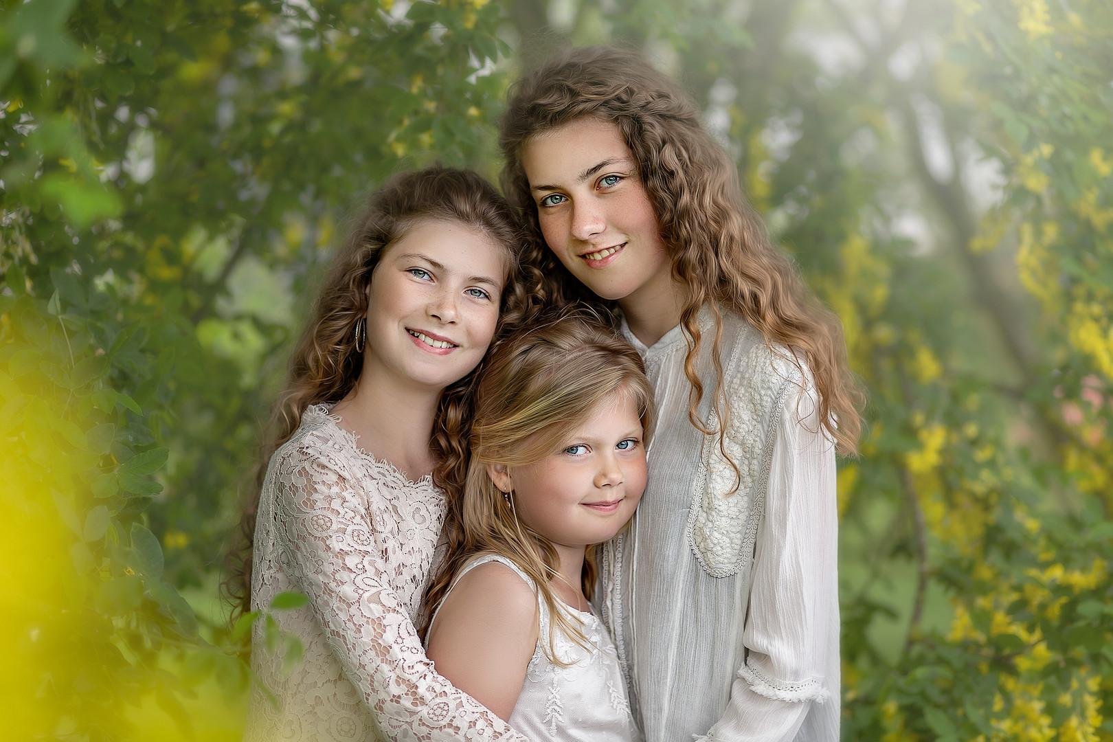 søskende - børnefotografering