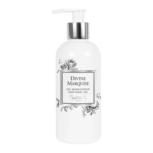 Silky hand gel 240ml - Divine Marquise