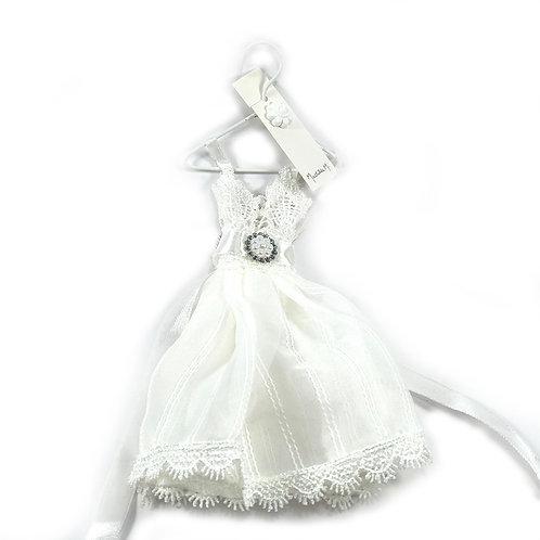 Mini wedding dress no.3