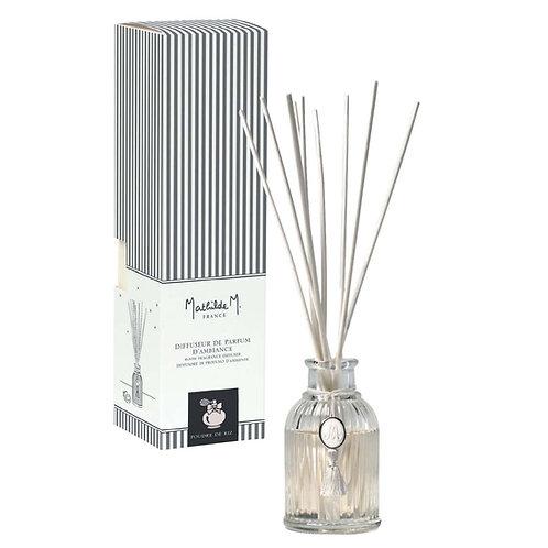 Les Intemporels Diffuser, fragrance POUDRE DE RIZ