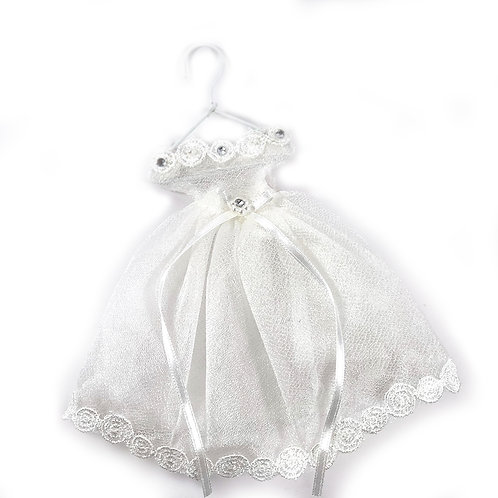 Mini wedding dress no.2