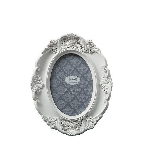 Picture frame oval Renaissance