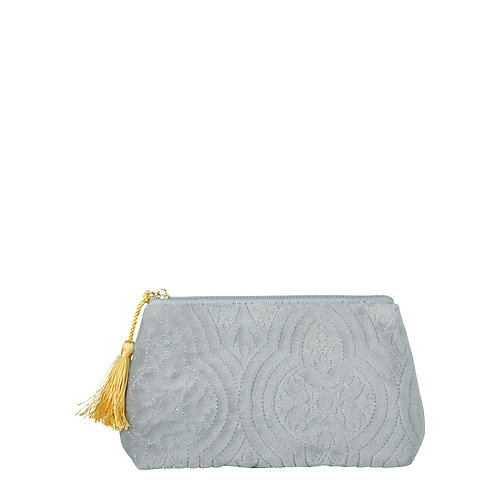 Toiletry bag Archipels grey