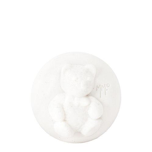 Teddybear Round soap