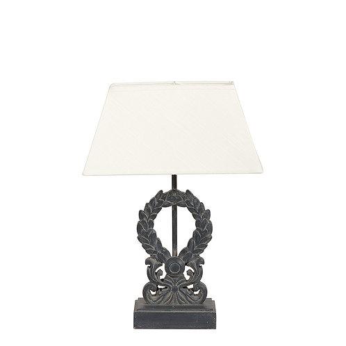 Lamp dark grey
