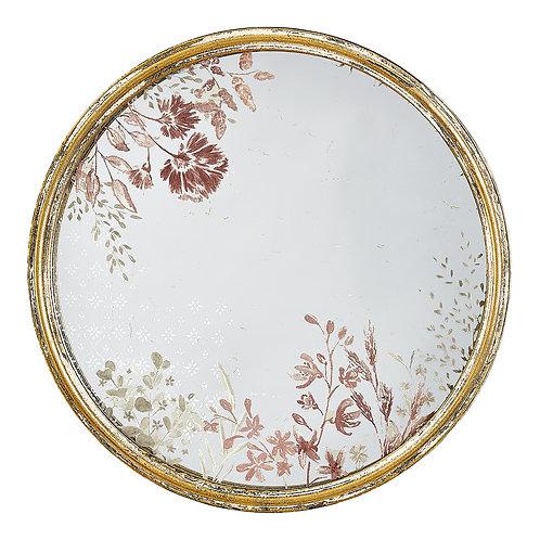 Mirror round Palazzo Bello