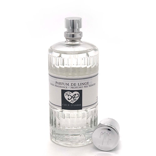 Linen fragrance, fragrance COEUR D'AMBRE