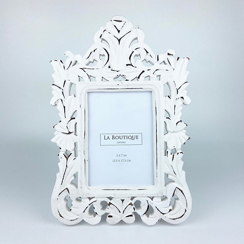 """Handcrafted wooden frame  No.112, 5""""x7"""""""