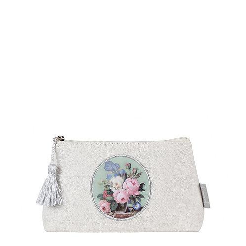 Toiletry bag Medaillon Fleurs d'Astree