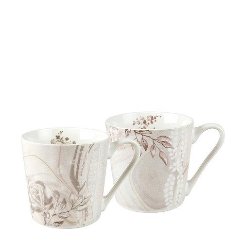 Set 2 mugs Palazzo Bello