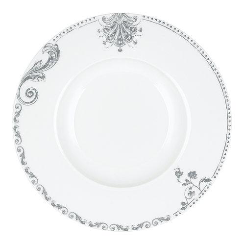 Soup plate Madame de Polignac