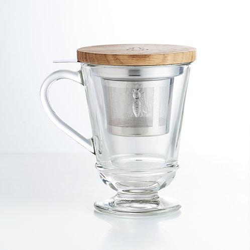 Bee Tea Infuser Mug