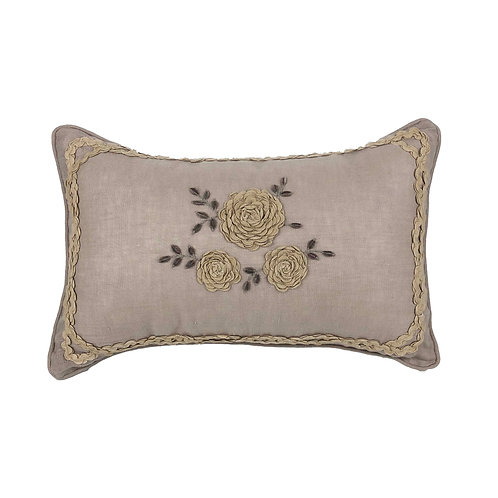 Cushion Cover Croquet Colombe (30x45)