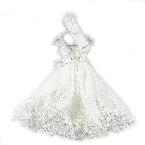 Mini wedding dress no.6