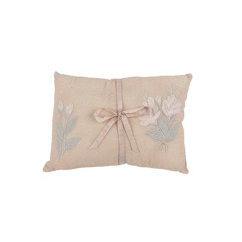 Mini cushion Bonbon rose (30x20)