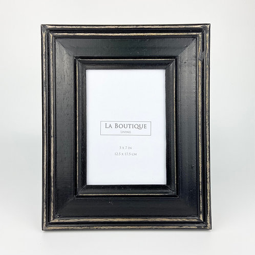 """Handcrafted wooden frame  No.65, 5""""x7"""""""