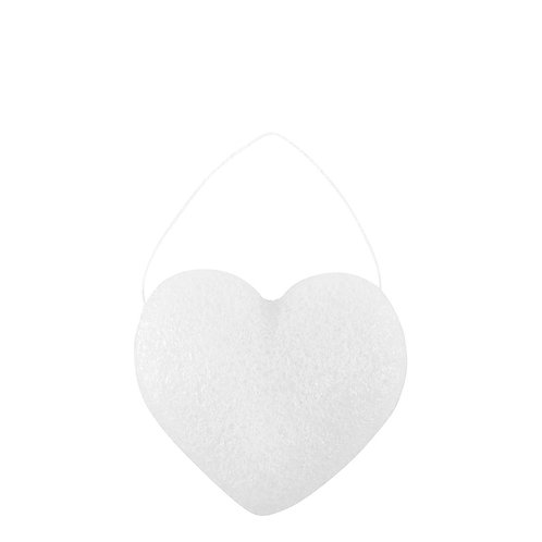 Heart konjac sponge 100% Natural