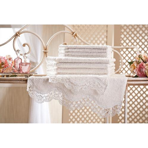 Hand Towel INCI 30*50 CM - Cream