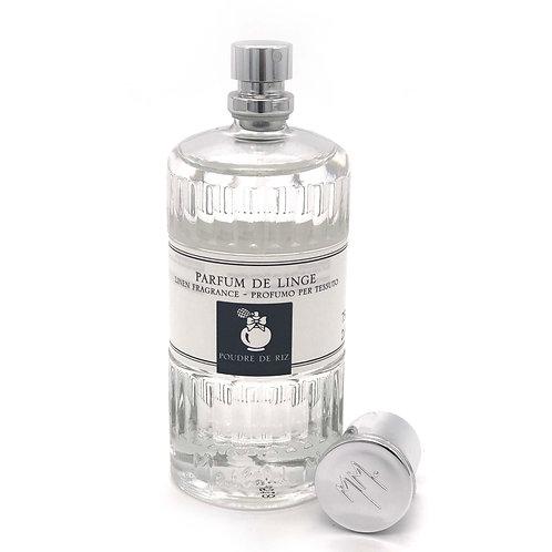 Linen fragrance, fragrance POUDRE DE RIZ