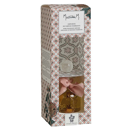 Reed diffuser Herbier Précieux - Bouquet Précieux
