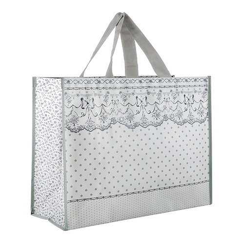 Shopping bag Dentelle Aquarelle