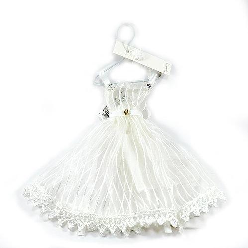 Mini wedding dress no.5