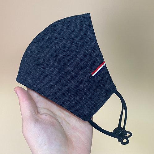 Linen mask Navy