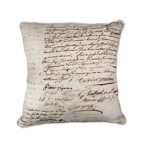 Cushion Parchemin (45x45)
