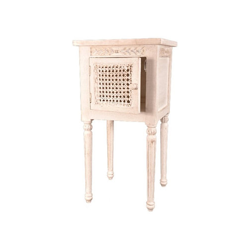 Bedside table Chevet Patrimoine Pierre usee - Furniture